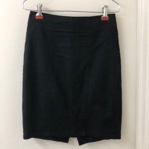 ann taylor pencil skirt - size 00p (fits like xs)